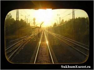 Российские специалисты завершают ремонт железной дороги