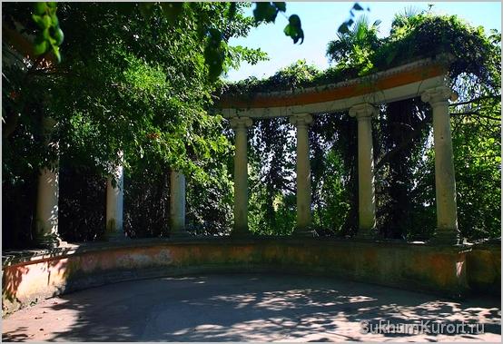 Гора Трапеция (абхазское название Хатхуа)