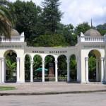 Ботанический сад – один из главных пунктов туристического маршрута по Сухуму