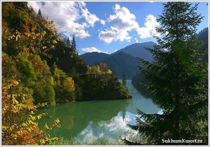 Абхазия - Страна Души
