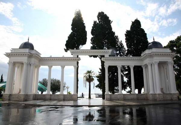 погода сухум абхазия