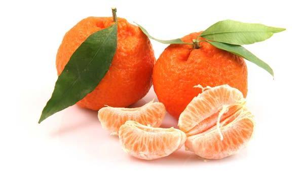 Абхазские мандарины