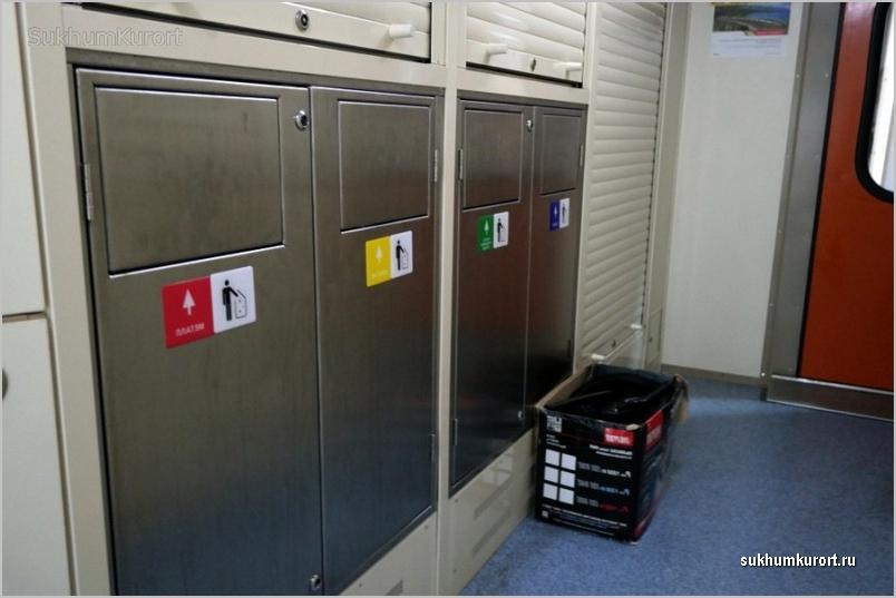 Емкости для сбора мусора