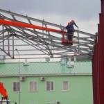 Гудаута: строительство жилья для военнослужащих