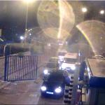 Веб-камера на границе КПП Псоу