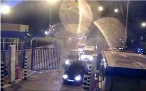 Веб-камера - вид ночью
