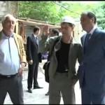 Вокруг Гагры строится объездная дорога : Видео Абхазия