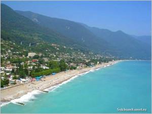 Туры в Абхазию лето 2015