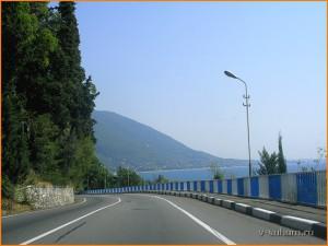 Поездка в Абхазию на машине отзывы