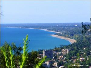 Абхазия погода в мае