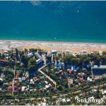 Курортные города Абхазии список