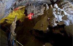 Новый Афон пещеры